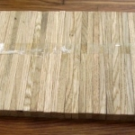 industrial parquet oak 23x10x160 + 10x8x160 select