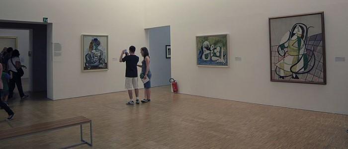 Музей современного искусства им. Жоржа Помпиду, Париж, Франция