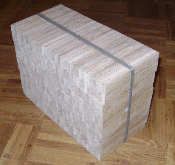 23x8x160 oak natur