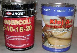 клея каучуковые: Анед А1 и Анцерколл 5-10-15-20