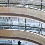 промышленный паркет для бизнес центров и переходов