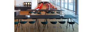 HKL паркет для ресторанов, кафе, баров