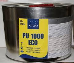 Kiilto PU 1000 ECO - грунтовка