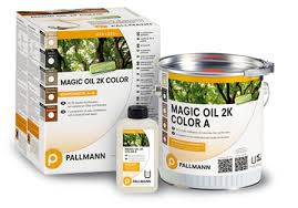 Magic Oil 2k Color - цветное паркетное масло